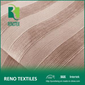 86%Poly 11%Nylon 3%Span P/N Microfiber Dobby Garment Fabric Corduroy Fabric for Sofa