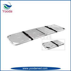 Aluminum Alloy Emergency Folding Stretcher pictures & photos