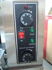 3 Trays Electric Oven in Bakery Oven with 3 Decks (WDL-3-3) pictures & photos