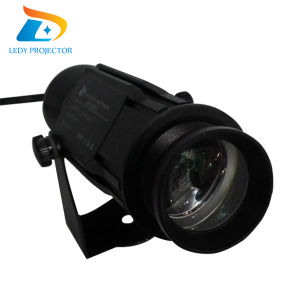 20W LED Mini Gobo Logo Projector Outdoor Lights for Street Advertising pictures & photos