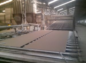 1200X3600X7mm Common Gypsum Board Export to South Africa pictures & photos