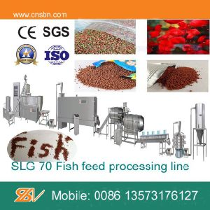 Professional Commercial Fish Feed Extruder pictures & photos