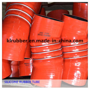 Customized Size & Color Silicone Rubber Auto Radiator Tube pictures & photos