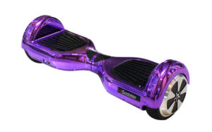 2016 Shenzhen Hoverboard New Color Gold-Plated Chrome Gold Hoverboard
