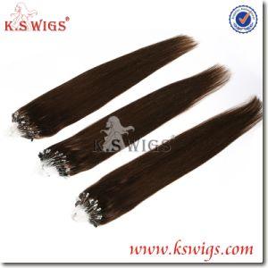 Keratin Hair Mirco Ring Hair Extension Human Hair pictures & photos