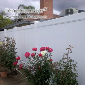 Vinyl Fence Limited Lifetime Warranty! pictures & photos