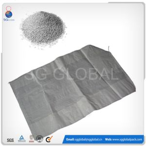 25kg White PP Woven Cement Bag with Valve pictures & photos