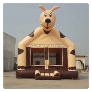 2016 New Made Vivid Dog Theme Inflatable Jumping House Bouncer pictures & photos