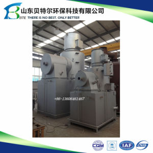 Solid Waste Incinerator/ Burner/Disposer, 1300 Celsius Degree pictures & photos