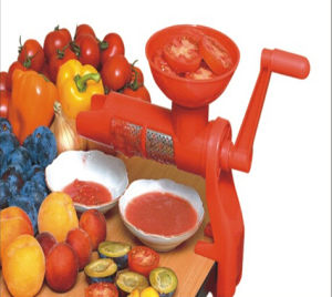 Tomato Juicer, Manual Juicer, Food Processor pictures & photos