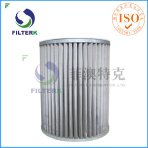 Stainless Steel Cartridge Filter Gas pictures & photos