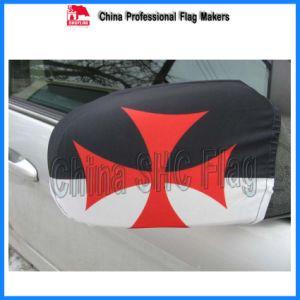 Custom Logo Printed Mirror Cover