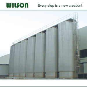Outdoor Vertical Horizontal Large Milk Storage Tank pictures & photos