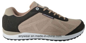 Fashion Leather Footwear Men Comfort Casual Leisure Shoes (816-9986) pictures & photos