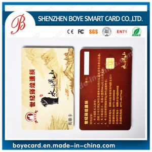 Popular Smart Cards with FM4442 pictures & photos