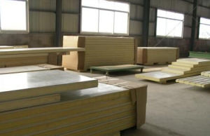 Stainless Steel PU Sandwich Panel for Cold Room