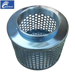 Water Pump Round Hole Strainer pictures & photos