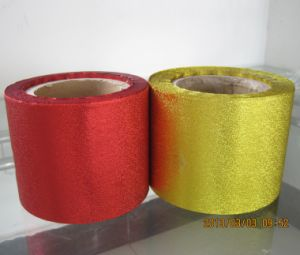 PVC Embossed Metallized Film