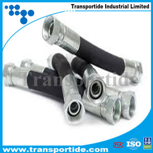 Hydraulic Rubber Flexible Hose 4sh pictures & photos