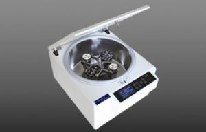 Desk Top Universal Low Speed Blood Plasma Centrifuge pictures & photos