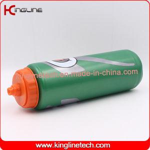 Plastic Sport Water Bottle, Plastic Sport Water Bottle, 1000ml Plastic Drink Bottle (KL-6122) pictures & photos