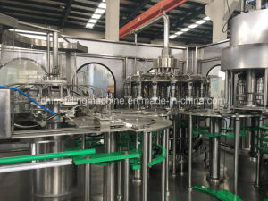 Cy Series Automatic Fruit Juice Filling Production Machinery with Ce pictures & photos