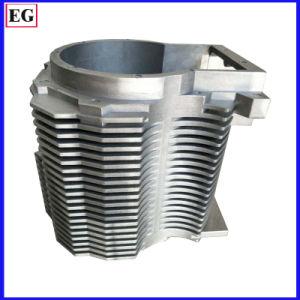 Multimedia Player Housing 2000 Ton Aluminum Die Casting Parts Processing pictures & photos