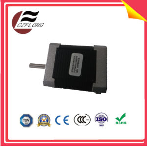 Small Vibration NEMA 17 Electric Brushless/Stepper/Stepping Motor for Auto Parts pictures & photos