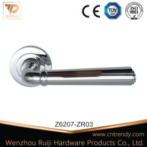 European Style Polished Chrome Decorative Door Handle pictures & photos