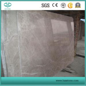 Polished/Honed/Bushhammered/China Light Emperador Marble for Counter Top/Tiles/Slabs/Flooring Tile/Wall Clading pictures & photos