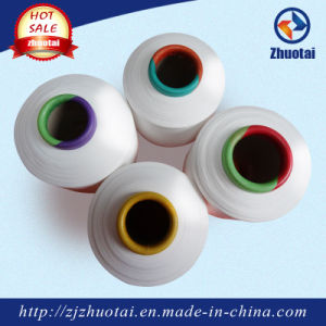 Ply Spandex Covered Yarn for Weaving Knitting Yarn 20150d/36f pictures & photos