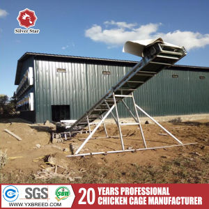 4 Tiers Layer Chicken Cage Poultry Equipment pictures & photos