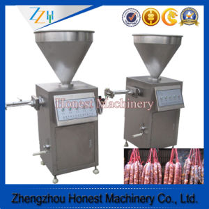 Full Stainless Steel Sausage Stuffer Machine / Sausage Filling Machine pictures & photos