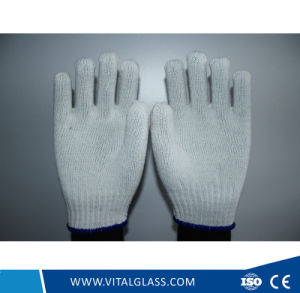7 Gauge SSD Safety Latex Coated Glove pictures & photos