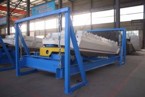 Energy Saving Fertilizer Vibrating Screen Classifier pictures & photos