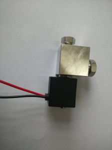 Rectangle Soleniod Valve for Food Machine pictures & photos