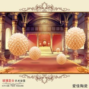 Foshan Carpet Tile 3D Tiles in USA pictures & photos