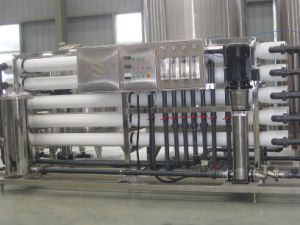 Full Automatic Water Treatment Line 3ton Per Hour pictures & photos
