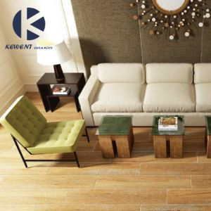 Hot Sale Interior Building Material Wooden Look Ceramic Tiles for Wall and Floor pictures & photos
