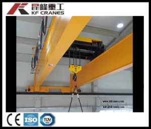 High Quality Eot Traveling Overhead Bridge Cranes pictures & photos