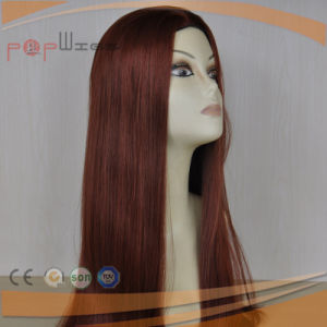 Red Color Stright Long Hair Wig (TP005) pictures & photos