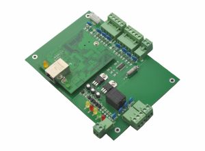 1 Door Network Access Control Board pictures & photos