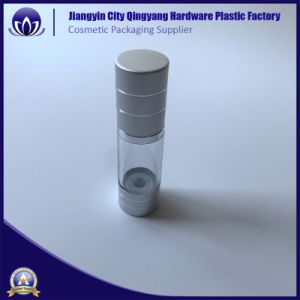 15ml Clear/ Frosted Custom Decorated Airless Bottles pictures & photos