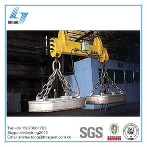 Steel Scraps Crane Lifting Magnet (MW61-300150L/1-75) pictures & photos