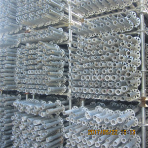 Cross Brace of Scaffolding Parts pictures & photos