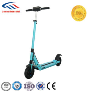 Electric Standing Scooter/ Cheap 2 Wheels 350W Electric Scooter for Adult/ Electric Scooter pictures & photos