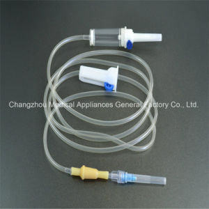 Disposable I. V. Infusion Set with Polybag Package pictures & photos