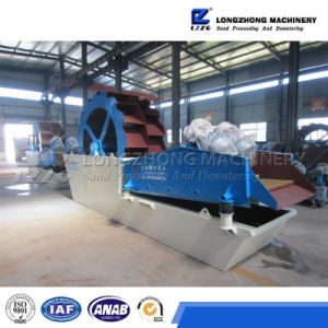 Sand Washing and Dewatering Equipment with PU Screen pictures & photos