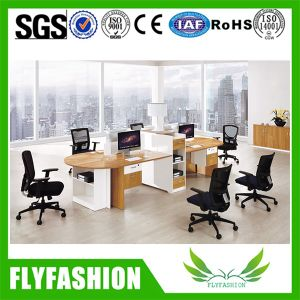 Office Desk Four Seats Staff Workstation (OD-49) pictures & photos