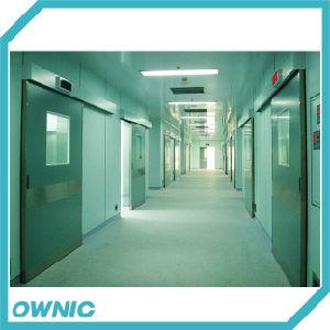 Zftdm-6 Automatic Sliding X-ray Lead Door Radiation Protection Door CT Room Door pictures & photos